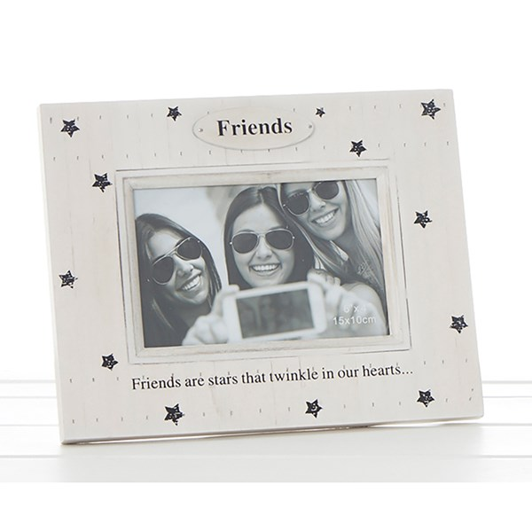 FRIENDS ARE STARS PHOTO FRAME - Hares & Graces