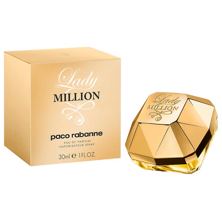 Lady Million 30ml Eau De Parfum By Paco Rabanne Hares Graces