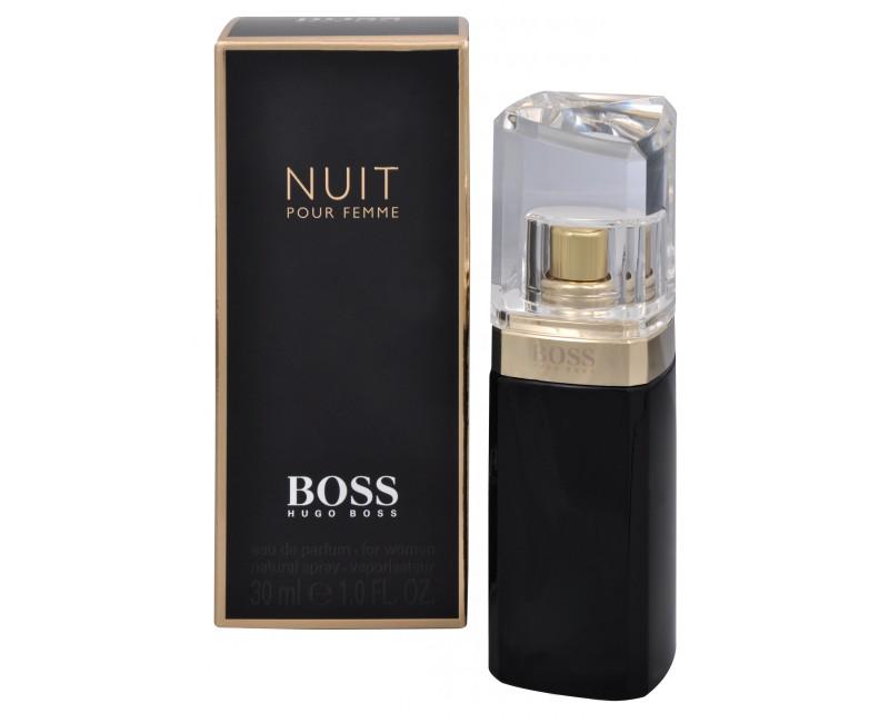 boss nuit pour femme 30ml eau de parfum by hug boss. Black Bedroom Furniture Sets. Home Design Ideas