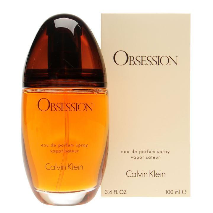 CALVIN KLEIN OBSESSION EAU DE PARFUM SPRAY