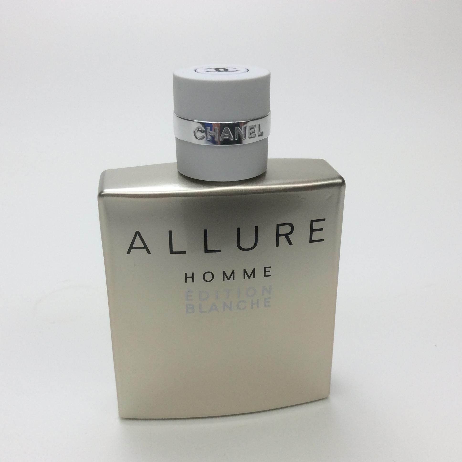 Allure Homme Edition Blanche 100ml Eau De Toilette Concentree