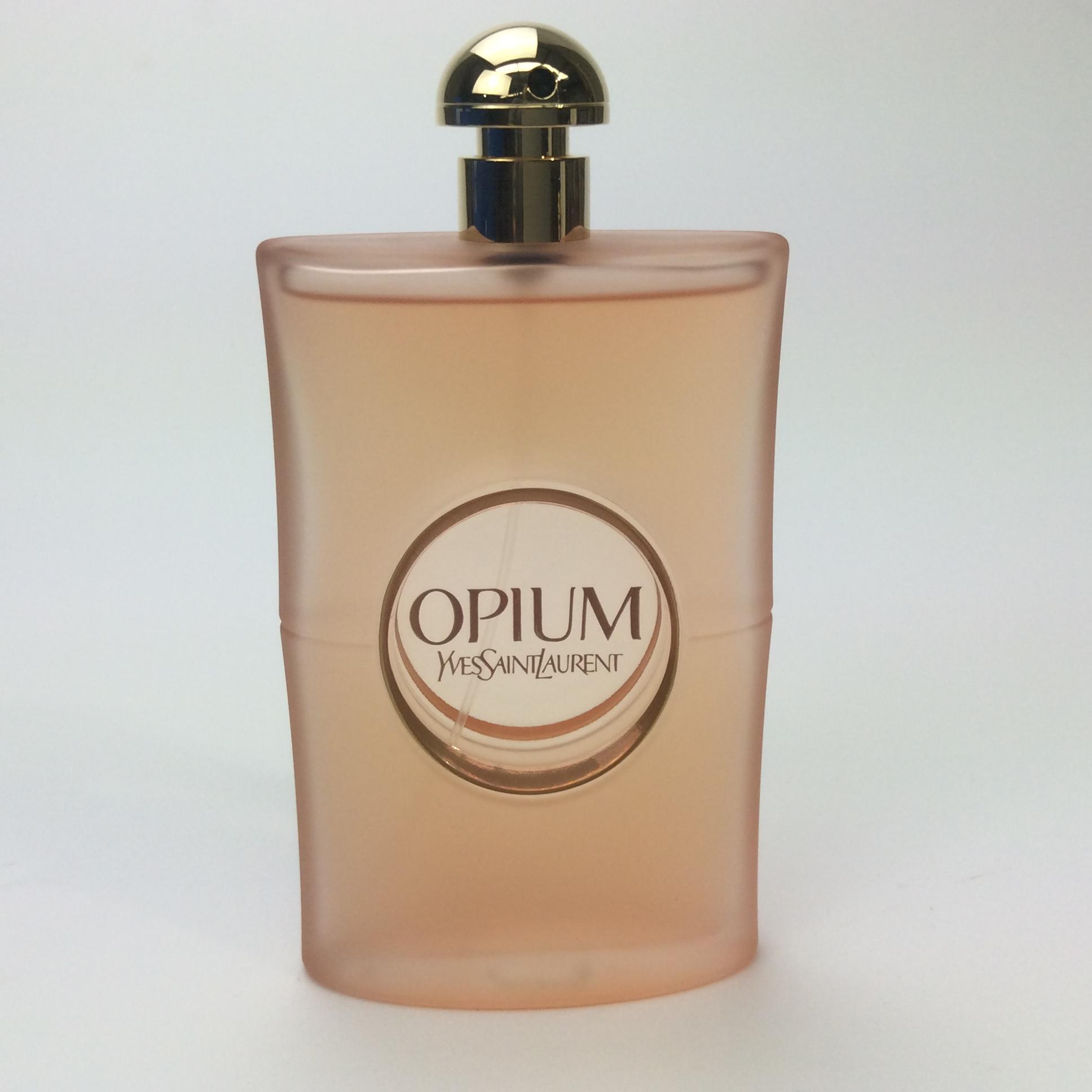 De Tester Legere Toilette Parfum 125ml Unboxed Opium Eau Vapeurs f67byg