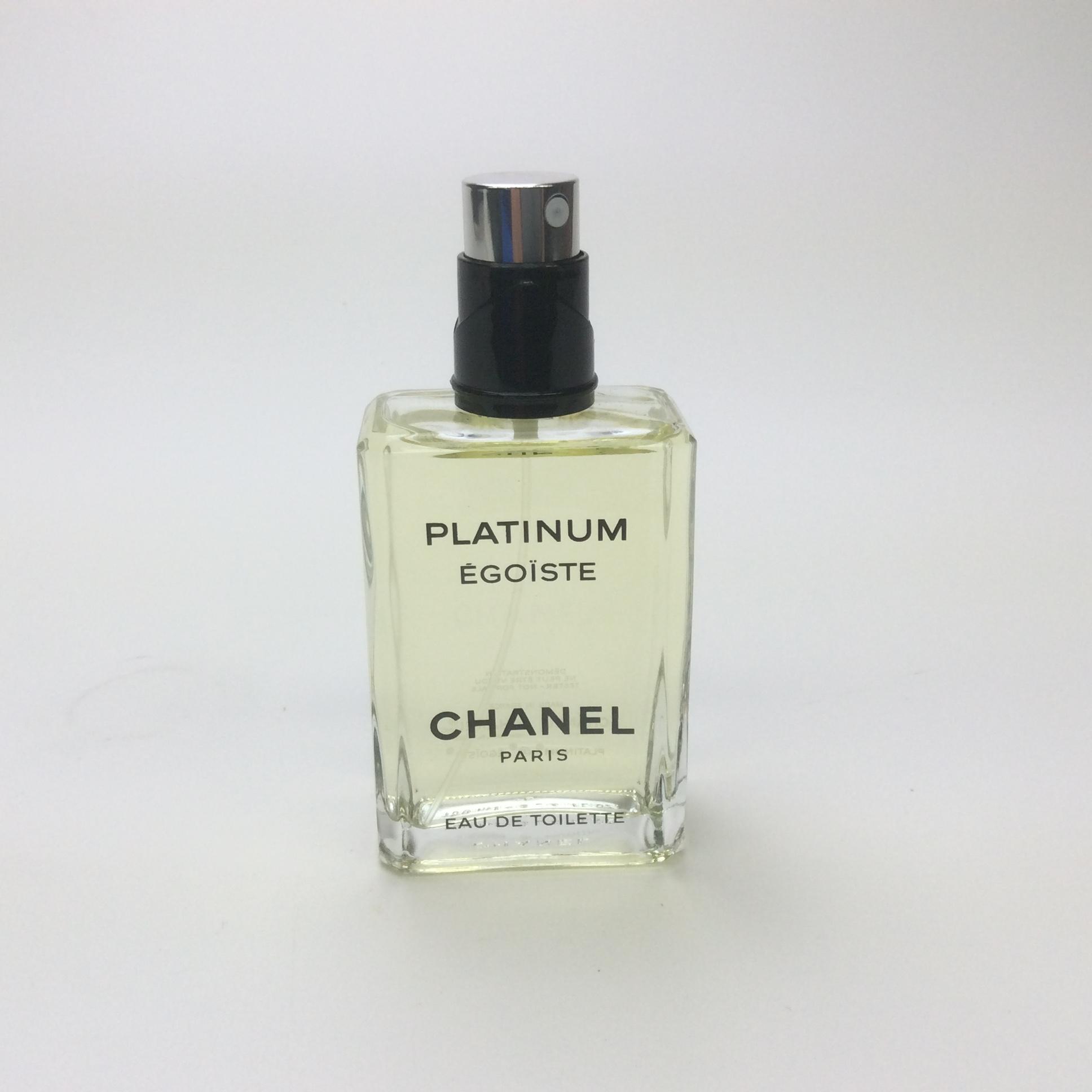 c3be5ad8c1 PLATINUM EGOISTE 100ML EAU DE TOILETTE UNBOXED TESTER BY CHANEL