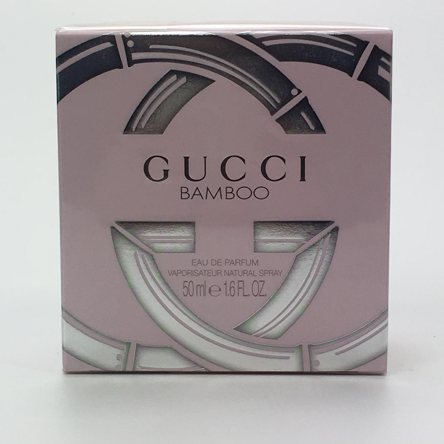 Bamboo 50ml Eau De Parfum By Gucci Hares Graces
