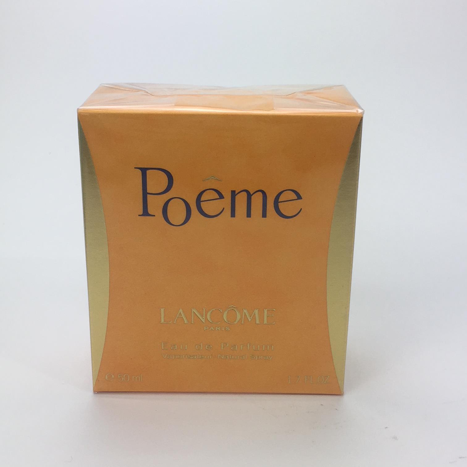 Poeme 50ml Eau De Parfum By Lancome