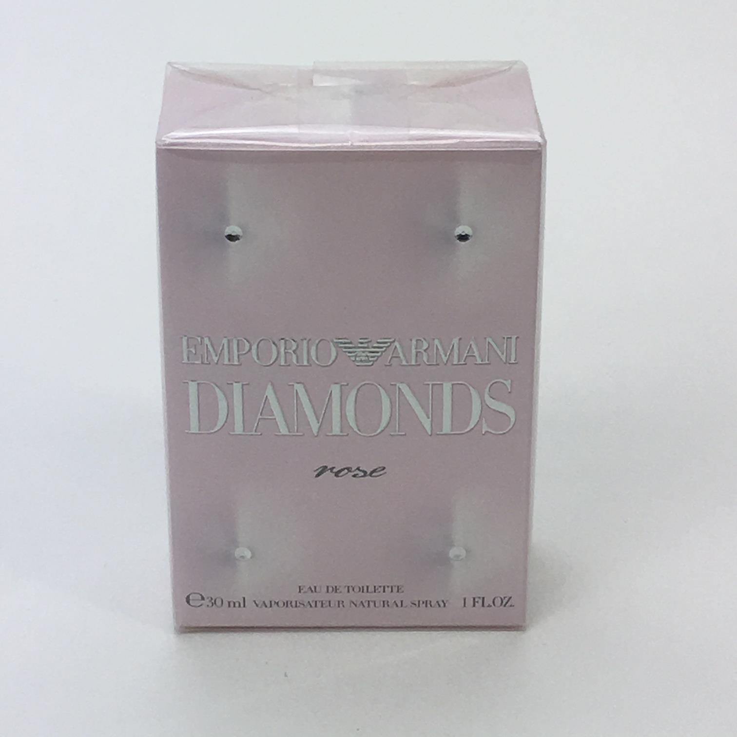Diamonds Rose 30ml Eau De Toilette By Emporio Armani Hares Graces